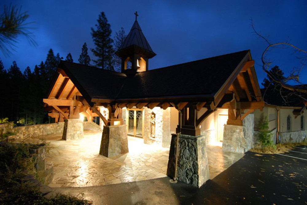 Saint francis of assisi church borelli architecture for Tahoe architects
