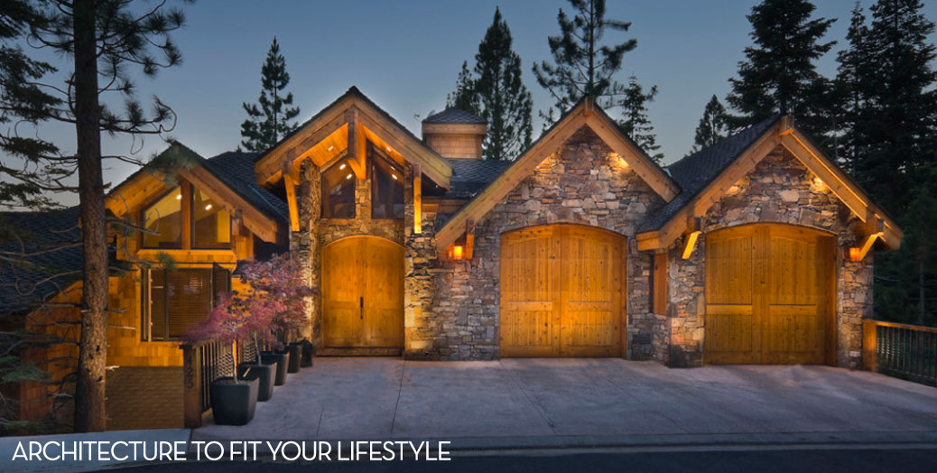 Borelli architecture for Tahoe architects