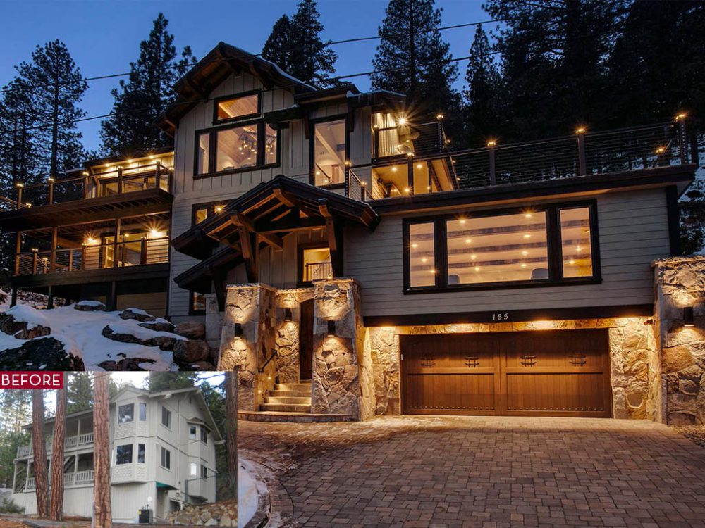 155 wassou road borelli architecture for Tahoe architects