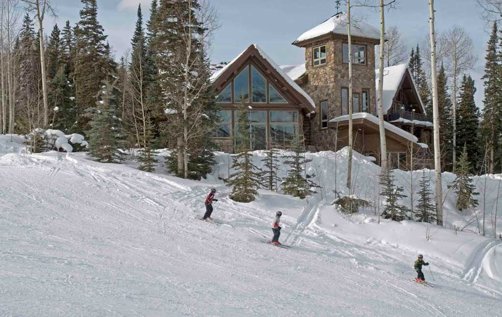 Borelli Architecture Ski-In/Ski-Out Homes Northstar Martis Camp Truckee Tahoe