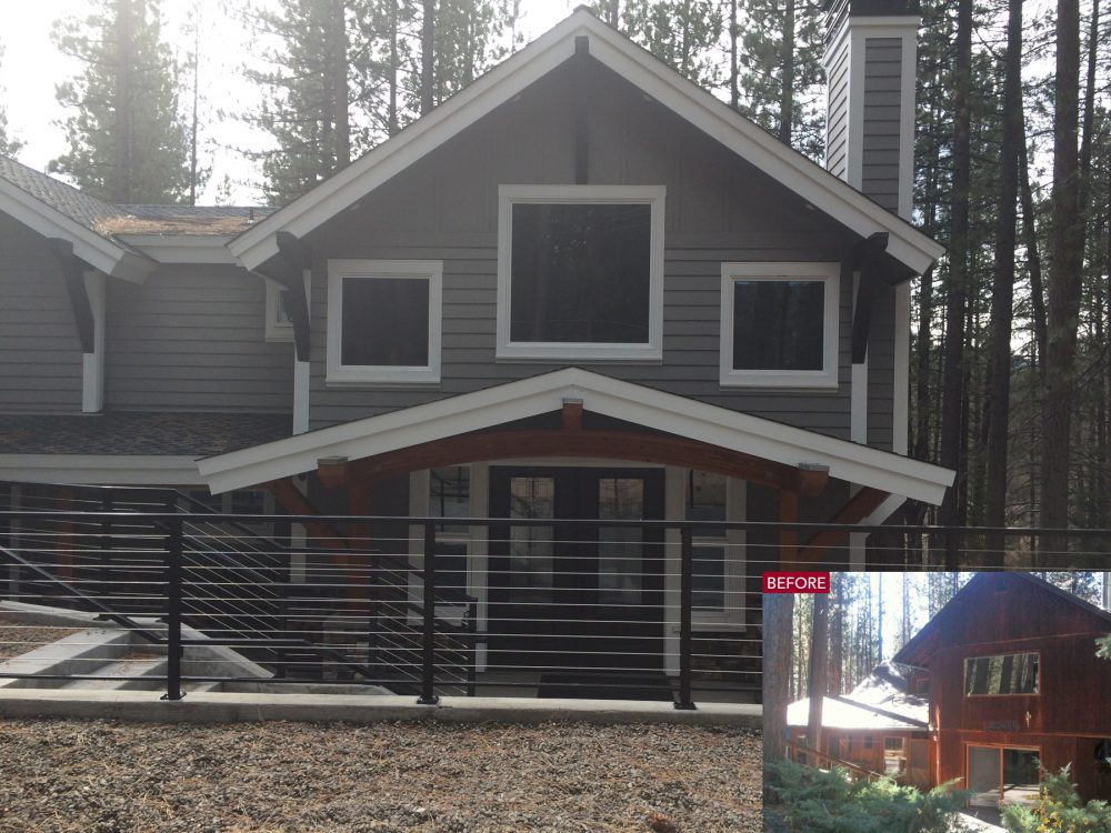 Home remodel in Incline Village, NV