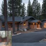 Before and After Luxury Tahoe Home Design by Borelli Architecture in Incline Village, Nevada - Lakeview Lakefront Tahoe Truckee Martis Camp Lahontan Clear Creek Architect